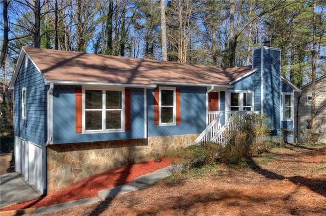 3717 Stoney View Drive, Marietta, GA 30062 (MLS #6687553) :: RE/MAX Prestige