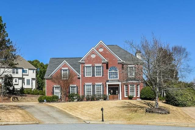 715 Doe Court, Alpharetta, GA 30005 (MLS #6687562) :: North Atlanta Home Team
