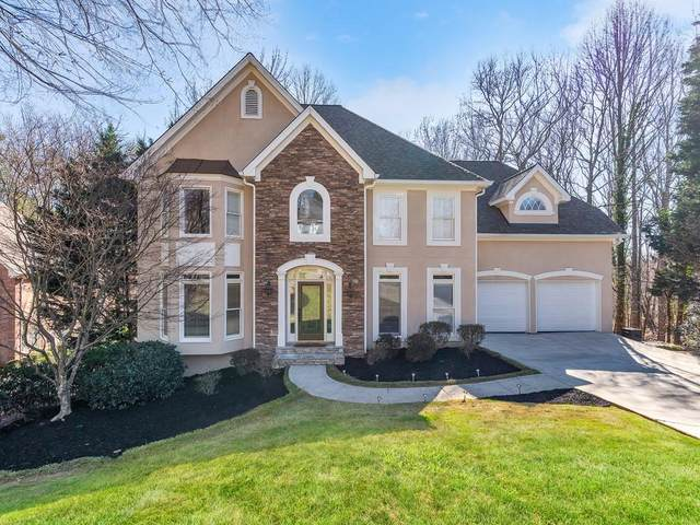 3533 Claridge Drive NE, Marietta, GA 30066 (MLS #6687601) :: North Atlanta Home Team