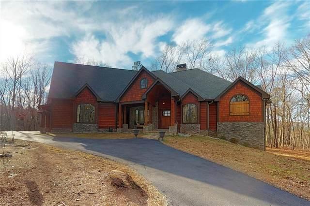 2021 Pleasant Union Road, Canton, GA 30114 (MLS #6687623) :: Path & Post Real Estate