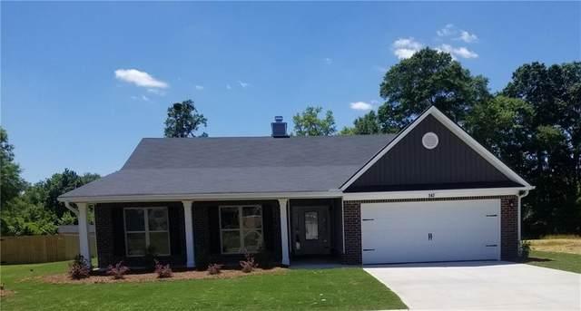 276 Jones Road, Statham, GA 30666 (MLS #6687627) :: RE/MAX Prestige