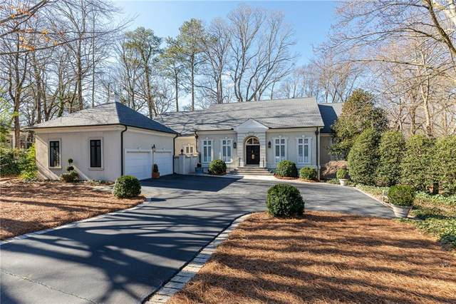 1171 Northmoor Court NW, Atlanta, GA 30327 (MLS #6687628) :: North Atlanta Home Team