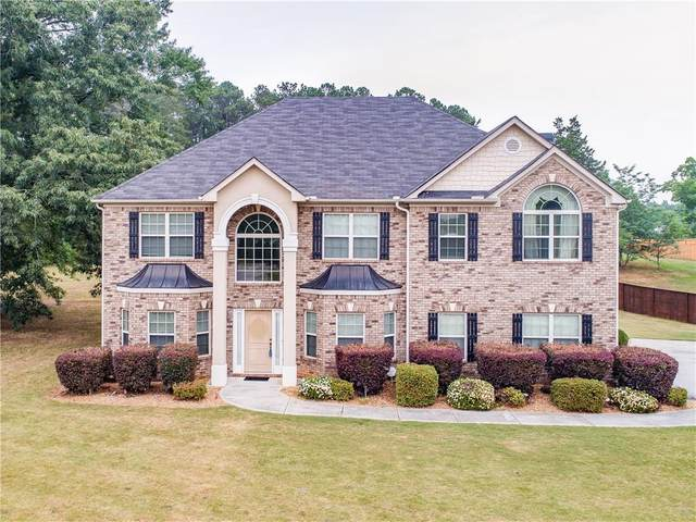 115 Nobility Lane, Mcdonough, GA 30252 (MLS #6687678) :: North Atlanta Home Team