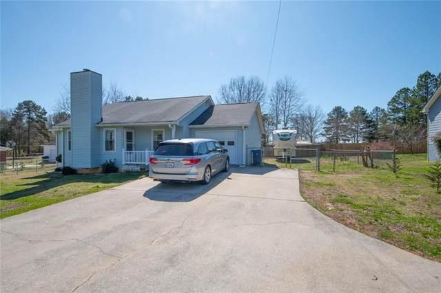 2901 Camp Mitchell Road, Loganville, GA 30052 (MLS #6687692) :: North Atlanta Home Team
