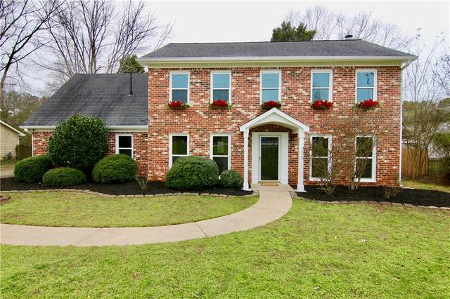 4271 Keheley Road NE, Marietta, GA 30066 (MLS #6687706) :: North Atlanta Home Team