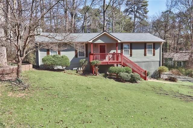 4936 Turtle Ridge NE, Marietta, GA 30066 (MLS #6687708) :: MyKB Partners, A Real Estate Knowledge Base