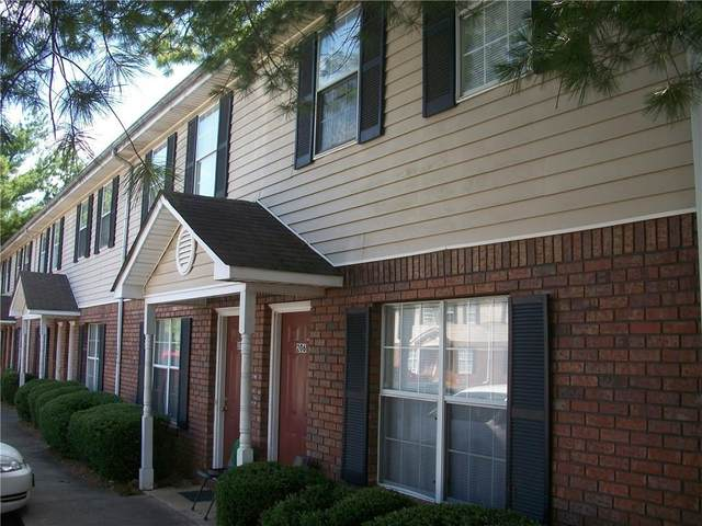 201 Iron Belt Court #504, Cartersville, GA 30120 (MLS #6687714) :: Kennesaw Life Real Estate