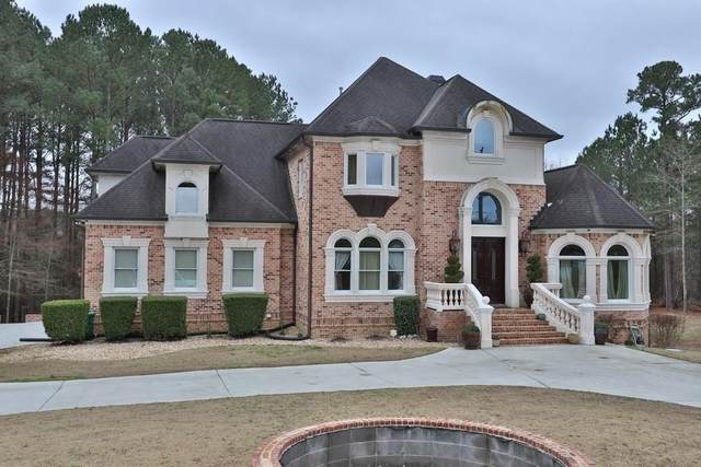 8499 Norris Lake Way, Snellville, GA 30039 (MLS #6687728) :: The Cowan Connection Team