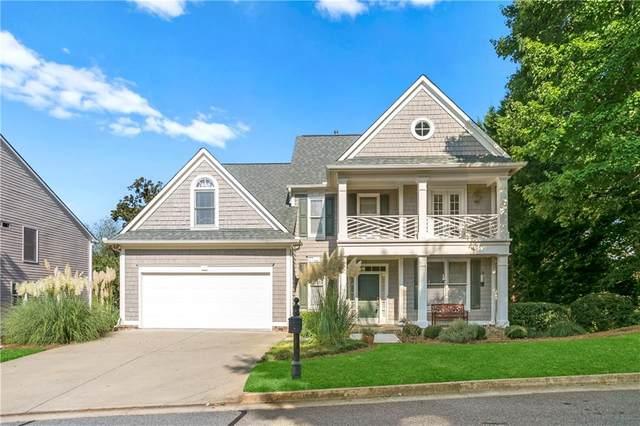 3452 Marina Crest Drive, Gainesville, GA 30506 (MLS #6687743) :: Thomas Ramon Realty