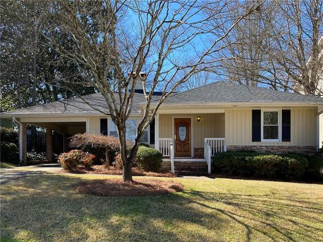 2530 Thompson Road NE, Brookhaven, GA 30319 (MLS #6687756) :: The Butler/Swayne Team
