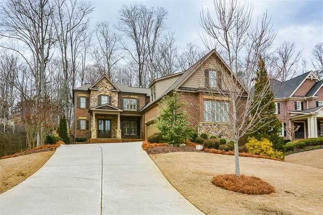 2239 Tayside Crossing, Kennesaw, GA 30152 (MLS #6687800) :: Path & Post Real Estate