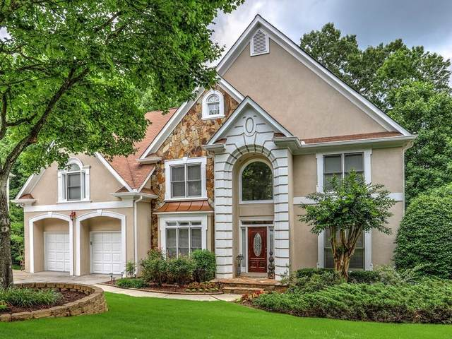310 Fairleaf Court, Alpharetta, GA 30022 (MLS #6687875) :: The Butler/Swayne Team