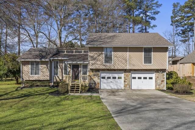 4273 Meadow Way, Marietta, GA 30066 (MLS #6687914) :: Path & Post Real Estate