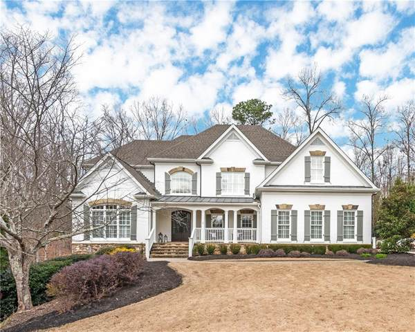240 Pembrook Place, Roswell, GA 30075 (MLS #6687940) :: The Butler/Swayne Team
