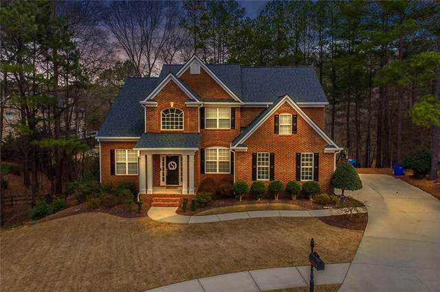180 Gemstone Lane, Acworth, GA 30101 (MLS #6687961) :: North Atlanta Home Team