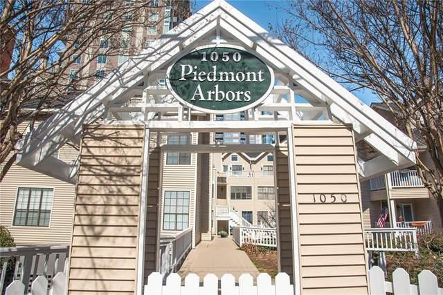 1050 Piedmont Avenue NE #11, Atlanta, GA 30309 (MLS #6688080) :: Rich Spaulding