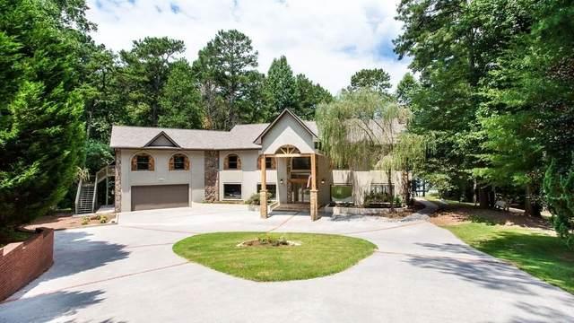 507 Bentwood Drive, Woodstock, GA 30189 (MLS #6688091) :: The Butler/Swayne Team