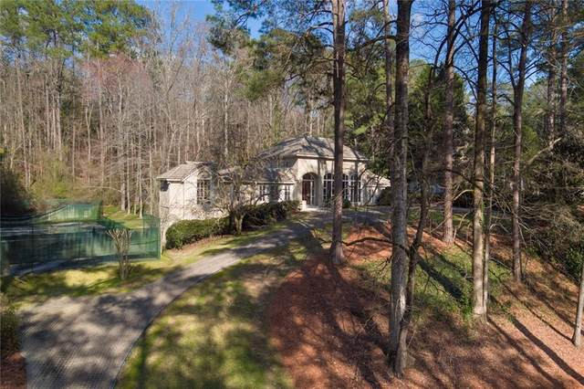 4445 Harris Valley Road NW, Atlanta, GA 30327 (MLS #6688092) :: The Zac Team @ RE/MAX Metro Atlanta