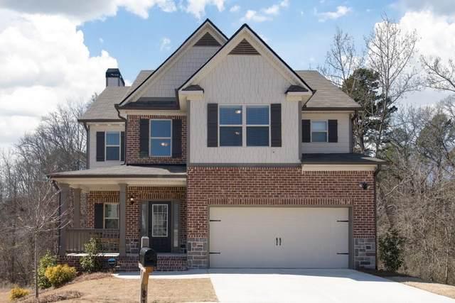 815 Broadwell Circle, Hoschton, GA 30548 (MLS #6688207) :: Charlie Ballard Real Estate