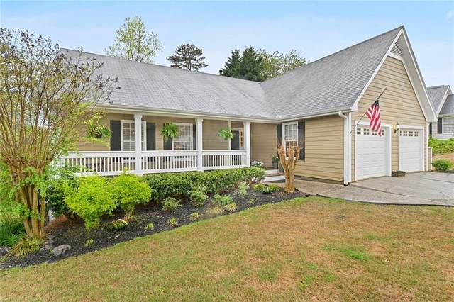 1460 Kingfield Drive, Alpharetta, GA 30005 (MLS #6688210) :: Charlie Ballard Real Estate