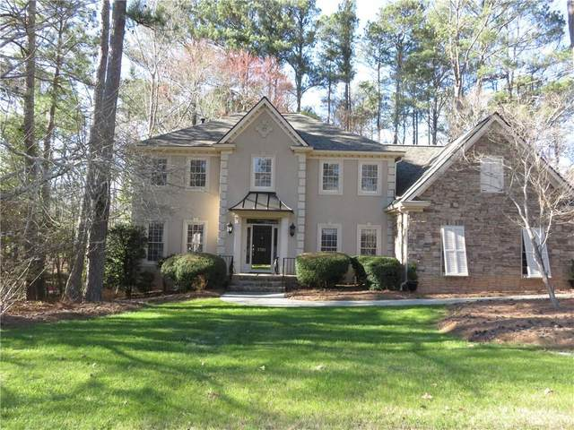 5721 Berryton Court, Peachtree Corners, GA 30092 (MLS #6688279) :: The Cowan Connection Team