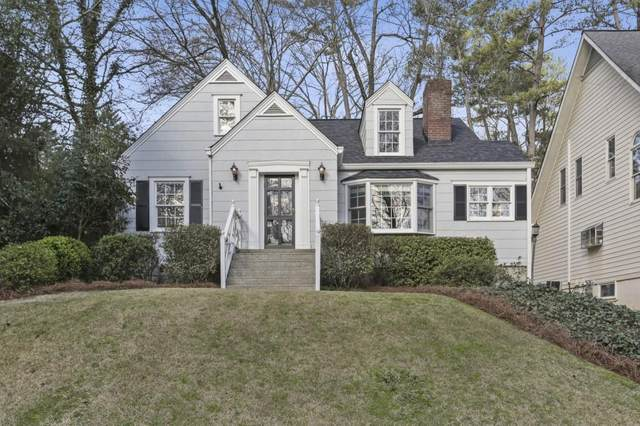 432 Overbrook Drive NW, Atlanta, GA 30318 (MLS #6688346) :: The Zac Team @ RE/MAX Metro Atlanta