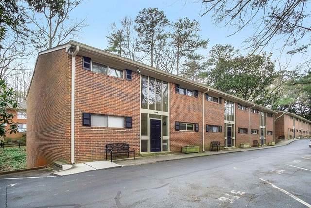 1135 Clairemont Avenue E, Decatur, GA 30030 (MLS #6688571) :: Rich Spaulding