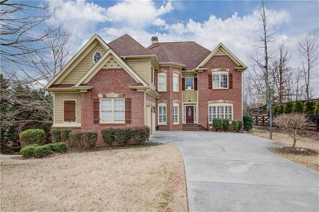 315 Beech Tree Hollow, Sugar Hill, GA 30518 (MLS #6688573) :: MyKB Partners, A Real Estate Knowledge Base