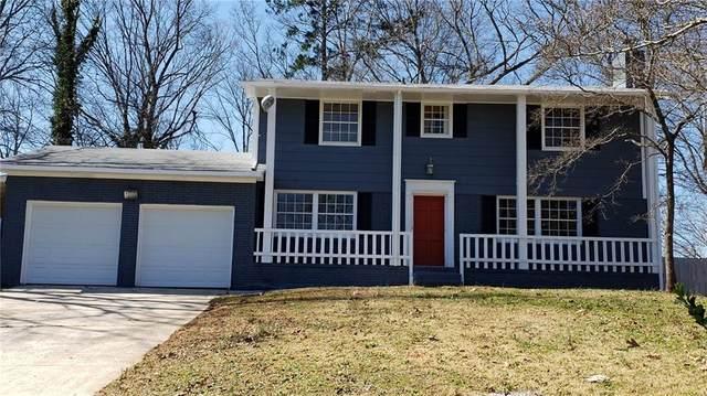10553 Eagle Drive, Jonesboro, GA 30238 (MLS #6688653) :: The Heyl Group at Keller Williams