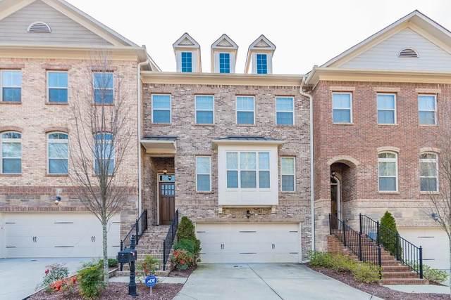 1219 Apperley Place NE, Sandy Springs, GA 30350 (MLS #6688680) :: North Atlanta Home Team