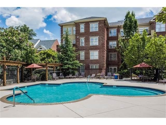 1735 Peachtree Street NE #520, Atlanta, GA 30309 (MLS #6688763) :: Rich Spaulding