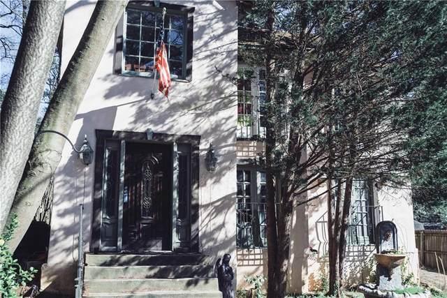 2045 Lenox Road NE, Atlanta, GA 30324 (MLS #6689874) :: MyKB Partners, A Real Estate Knowledge Base