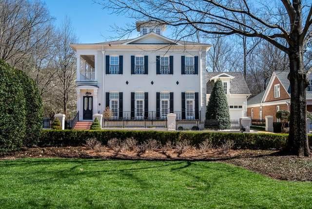 8630 Ellard Drive, Alpharetta, GA 30022 (MLS #6689917) :: North Atlanta Home Team
