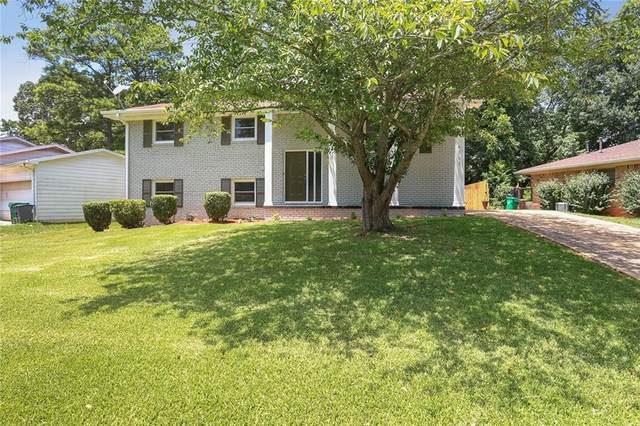 4003 Brookcrest Circle, Decatur, GA 30032 (MLS #6689941) :: The Heyl Group at Keller Williams