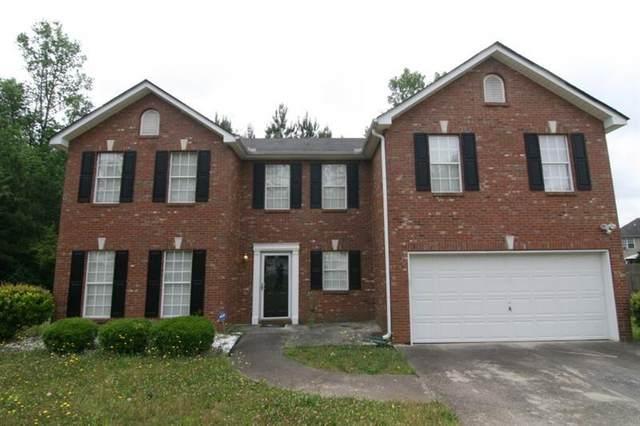 2143 Silva Drive, Conley, GA 30288 (MLS #6689994) :: MyKB Partners, A Real Estate Knowledge Base