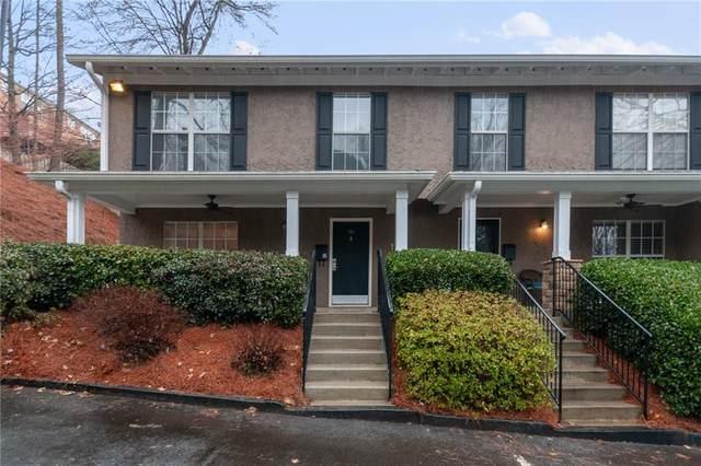 3180 Seven Pines Court #101, Atlanta, GA 30339 (MLS #6690026) :: Rich Spaulding