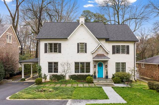 221 Camden Road NE, Atlanta, GA 30309 (MLS #6690154) :: The Zac Team @ RE/MAX Metro Atlanta