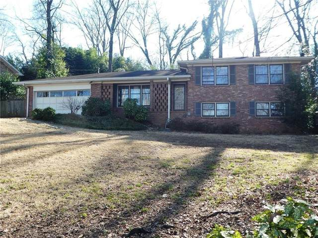 518 Duke Drive, Marietta, GA 30066 (MLS #6690188) :: The Heyl Group at Keller Williams