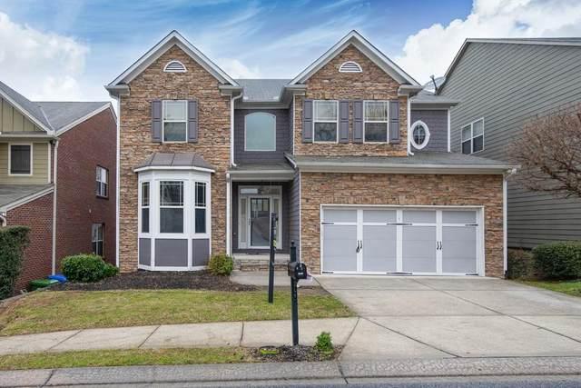 2040 Hatteras Way NW, Atlanta, GA 30318 (MLS #6690257) :: North Atlanta Home Team