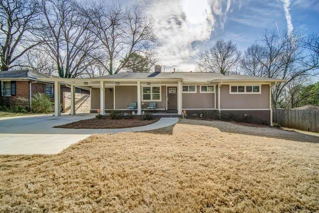 1281 Snapfinger Road, Decatur, GA 30032 (MLS #6690279) :: The Zac Team @ RE/MAX Metro Atlanta