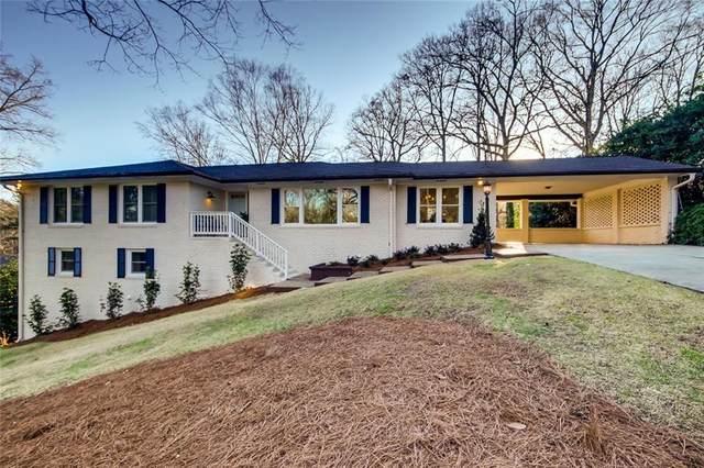 445 Montevallo Drive, Atlanta, GA 30342 (MLS #6690330) :: MyKB Partners, A Real Estate Knowledge Base