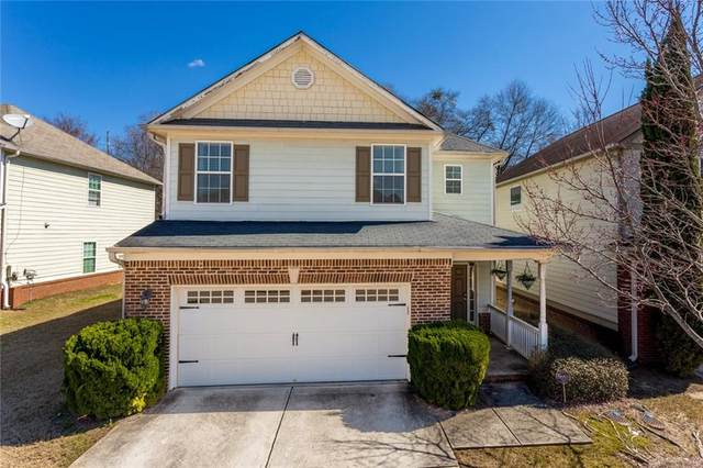 2524 Oakleaf Ridge, Lithonia, GA 30058 (MLS #6690373) :: North Atlanta Home Team