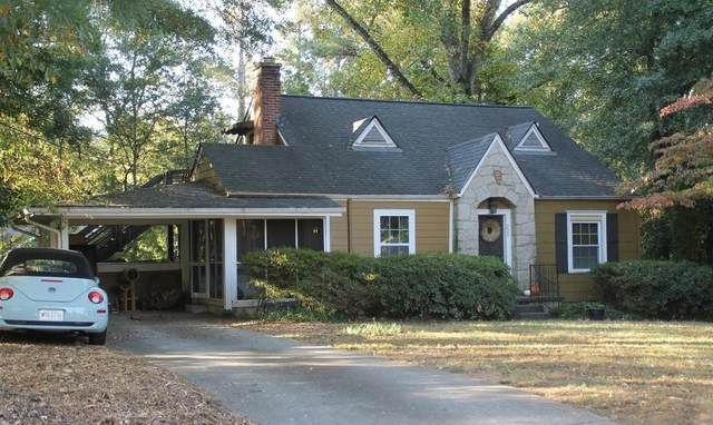 229 Forkner Drive, Decatur, GA 30030 (MLS #6690444) :: The North Georgia Group
