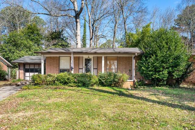 1630 Runnymeade Road NE, Brookhaven, GA 30319 (MLS #6690554) :: MyKB Partners, A Real Estate Knowledge Base