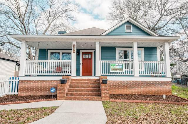 888 Tift Avenue SW, Atlanta, GA 30310 (MLS #6690588) :: MyKB Partners, A Real Estate Knowledge Base