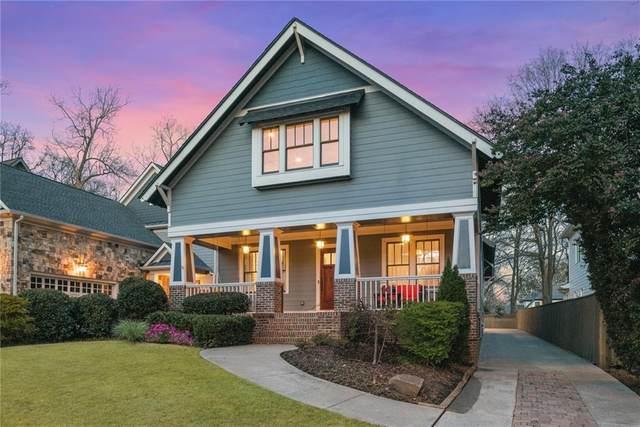 2597 Caldwell Road NE, Brookhaven, GA 30319 (MLS #6690631) :: MyKB Partners, A Real Estate Knowledge Base