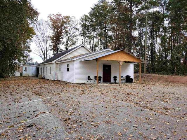 4210 Clarks Bridge Road, Gainesville, GA 30506 (MLS #6690719) :: The Heyl Group at Keller Williams