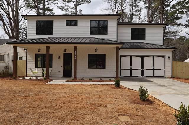 1104 Palafox Drive NE, Atlanta, GA 30324 (MLS #6690819) :: KELLY+CO
