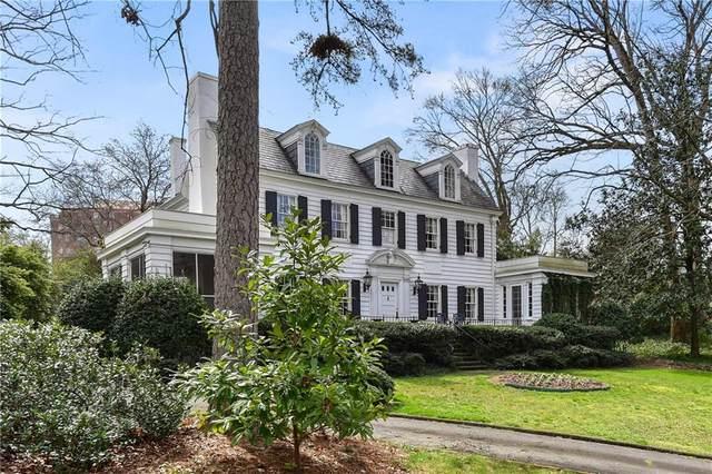 955 Wendover Drive NE, Atlanta, GA 30319 (MLS #6690828) :: Charlie Ballard Real Estate
