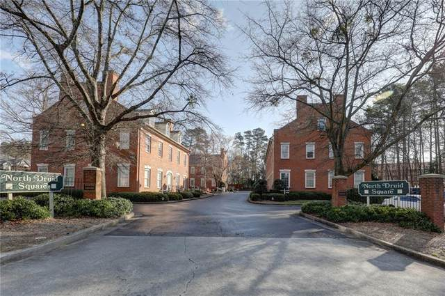 1934 N Druid Hills Road NE B, Brookhaven, GA 30319 (MLS #6690839) :: KELLY+CO